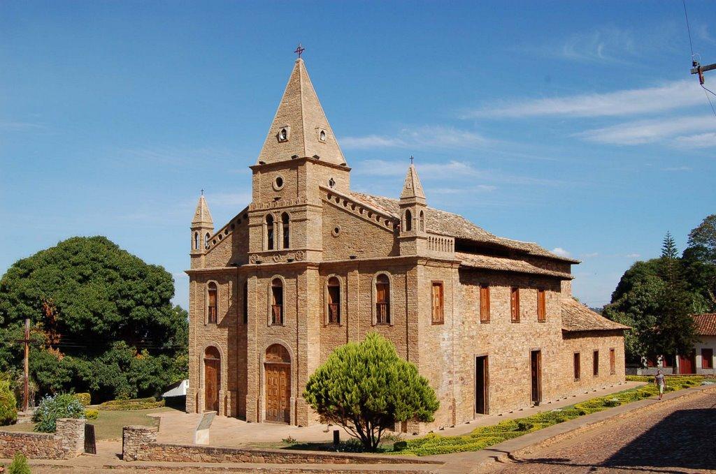 Igreja de Grão Mogol
